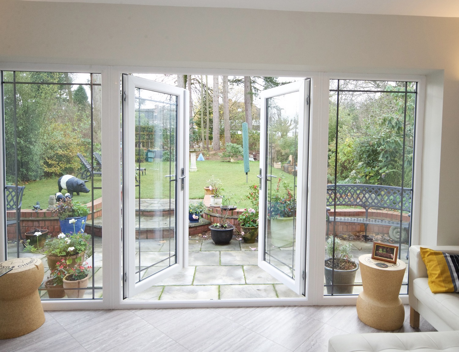 Patio French Doors Cost2build Trade Windows